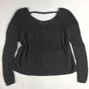 •• Free People FP • Oversized Stretch Knit Sweater